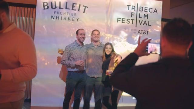Bulleit Bourbon x Tribeca Film Festival