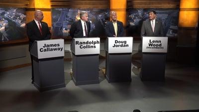Coweta County Sheriff's Debate