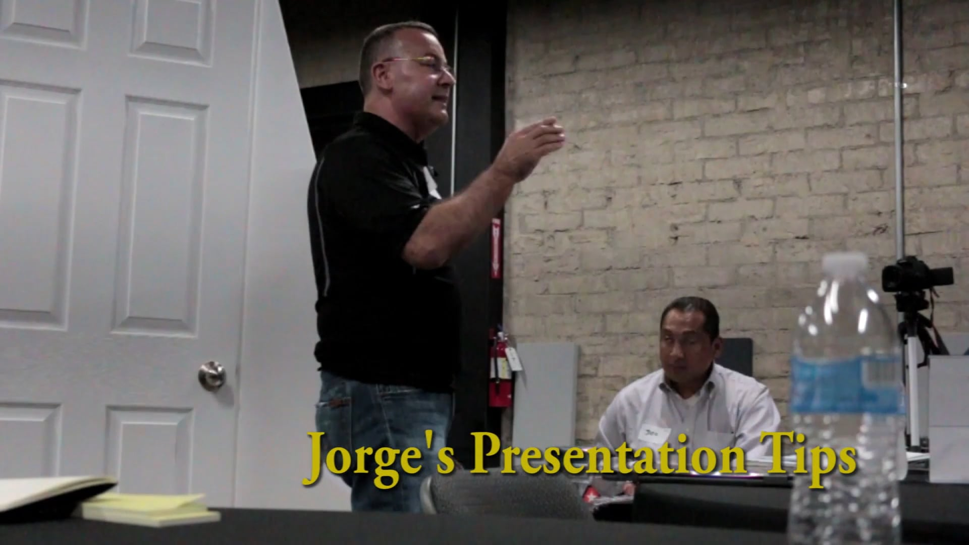 Jorge's Cold Door Tips