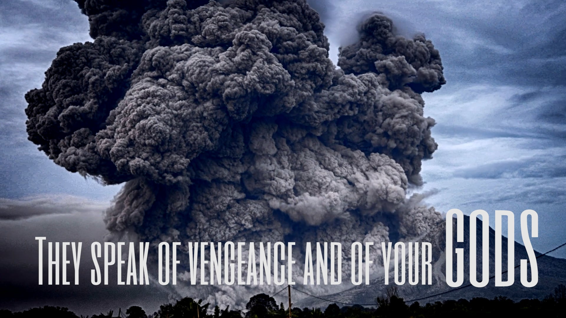 """Nightmare"" by Venom - Cover by Desmond Tolhurst"