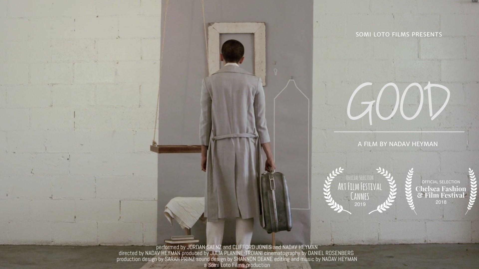 GOOD - A Short Film
