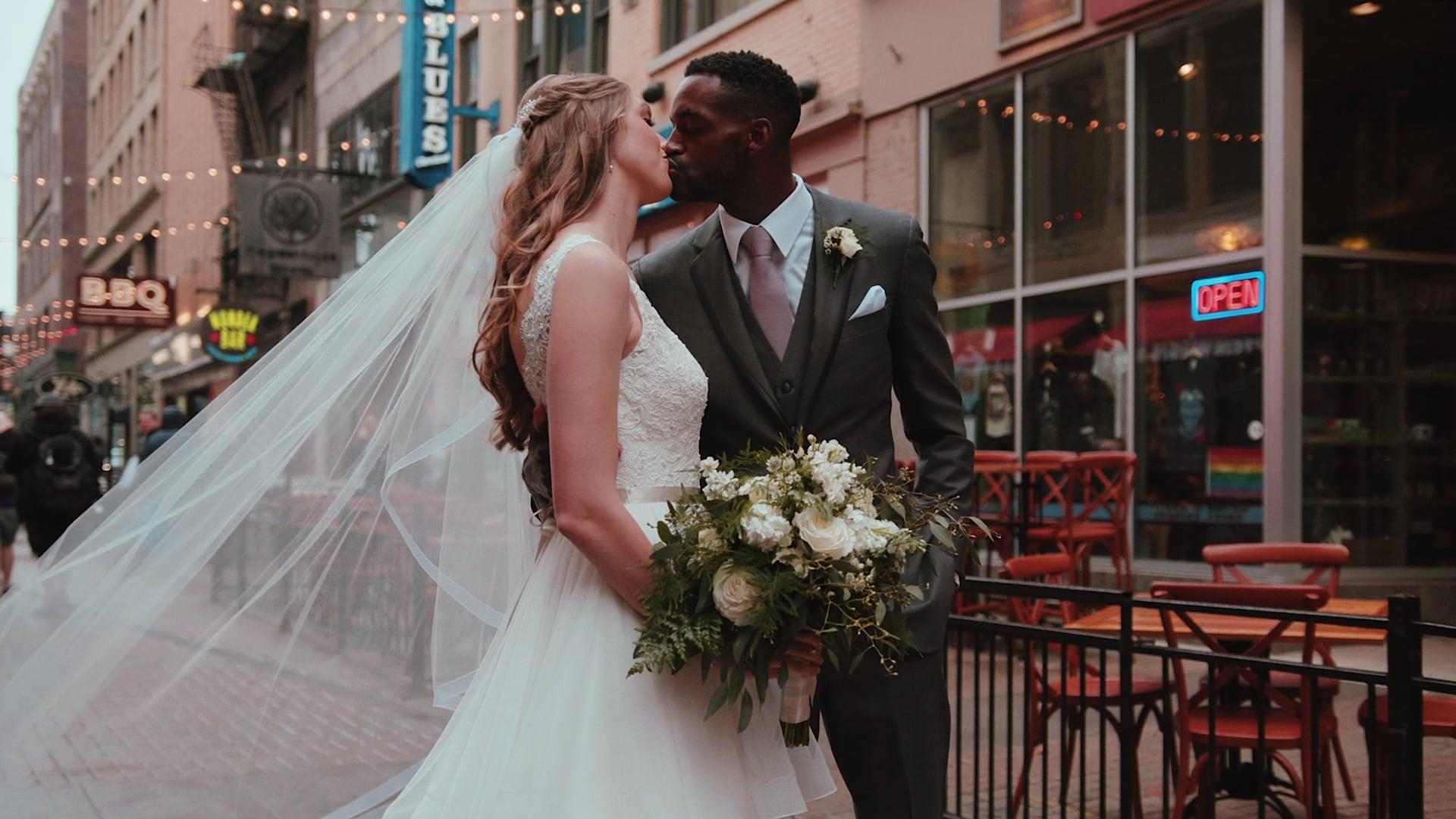 """Alexa & Darian"" Wedding Film - The Arcade Cleveland"