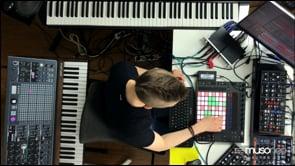 BONUS Ableton Live i sprzętowe syntezatory