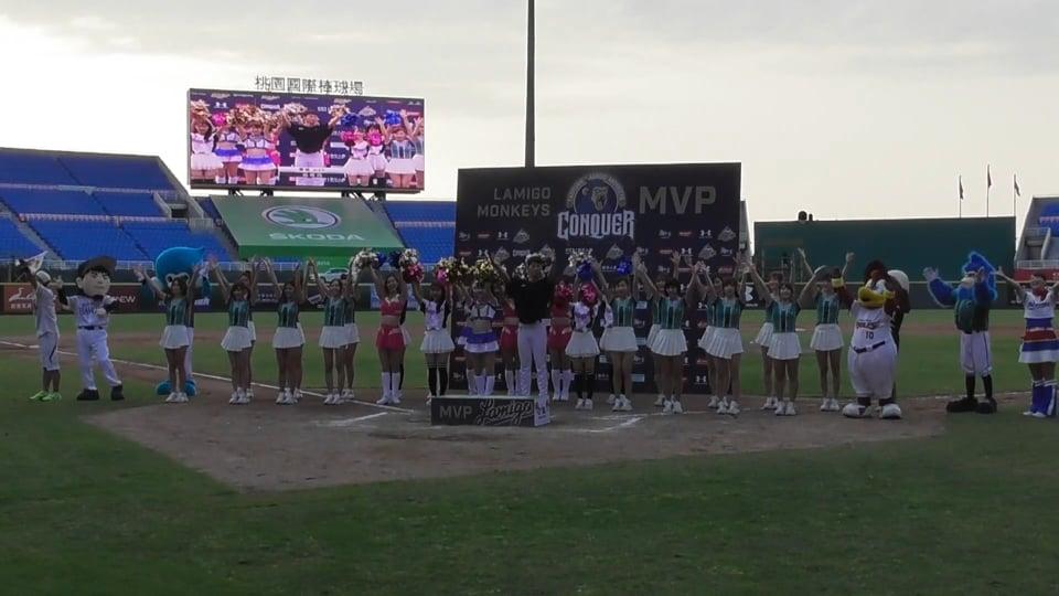 2019年5月11日・12日に台湾プロ野球(CPBL)・Lamigoモンキーズのホーム・桃園棒球場で行われる「YOKOSO桃猿」に、今年もパ・リーグが参加!! 前年以上に各球団のマスコットやチアなどが参加して盛り上げたイベントの様子を、ぜひご覧ください!!