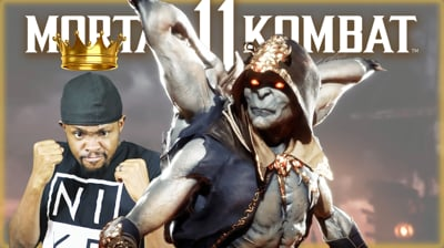 King Of The Hill Tournament with The Ninjas! - MK11 King of the Hill (Part 1)