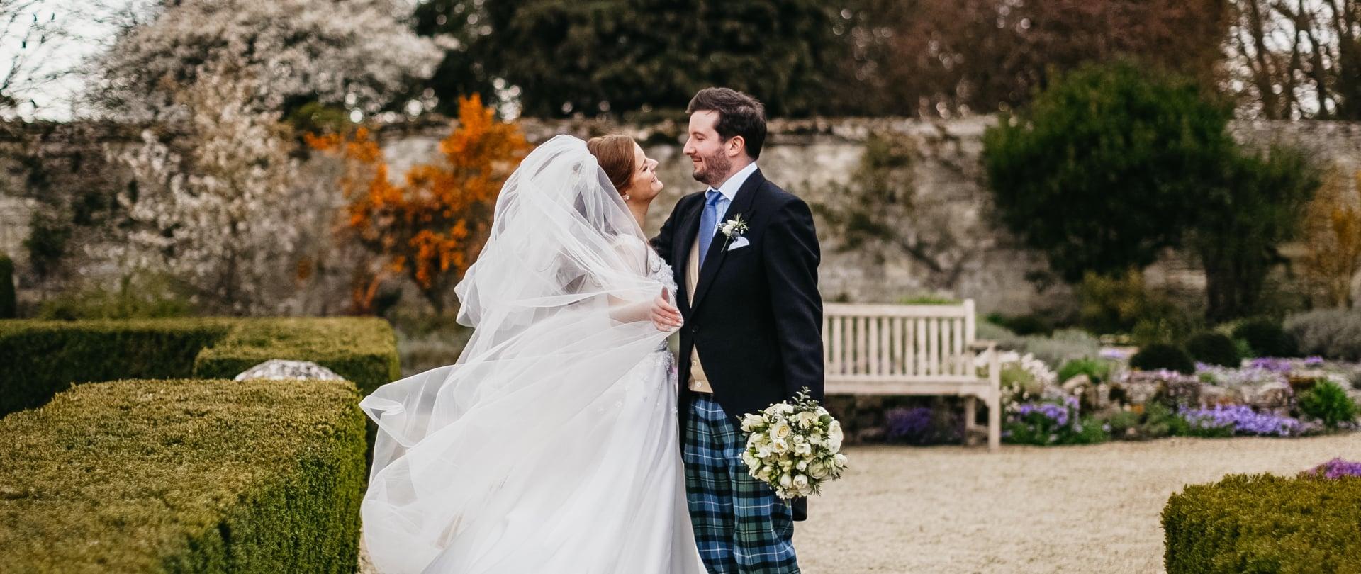 Emily & Rob Wedding Video Filmed at Oxfordshire, England