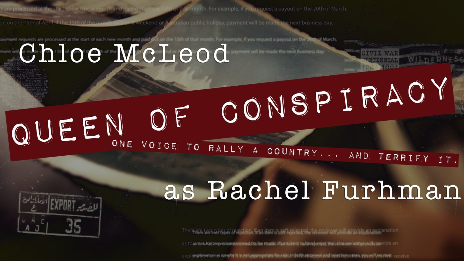 Chloe McLeod as Rachel Furhman