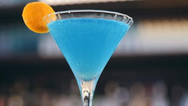 Bombay Sapphire Cocktail Promo