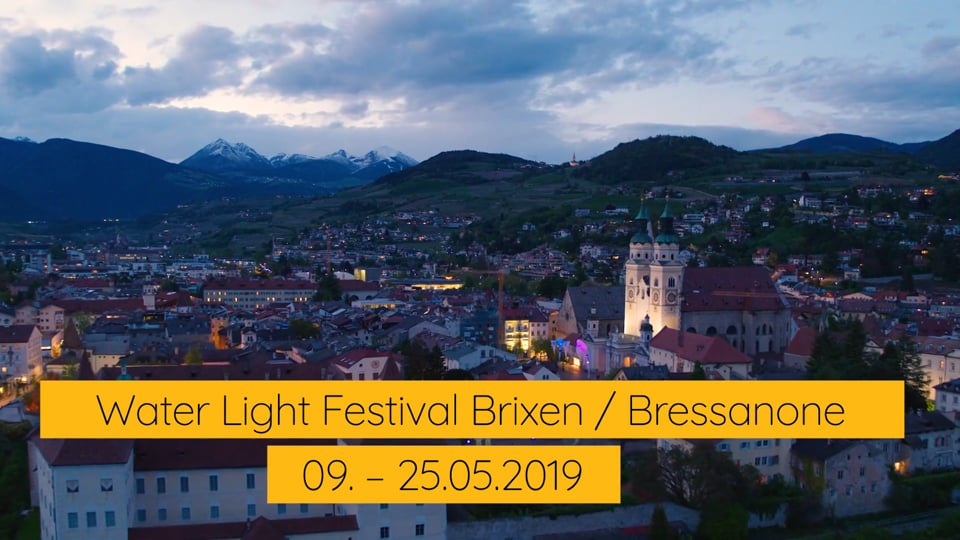Water Light Festival - new footage 2019 - SoMe