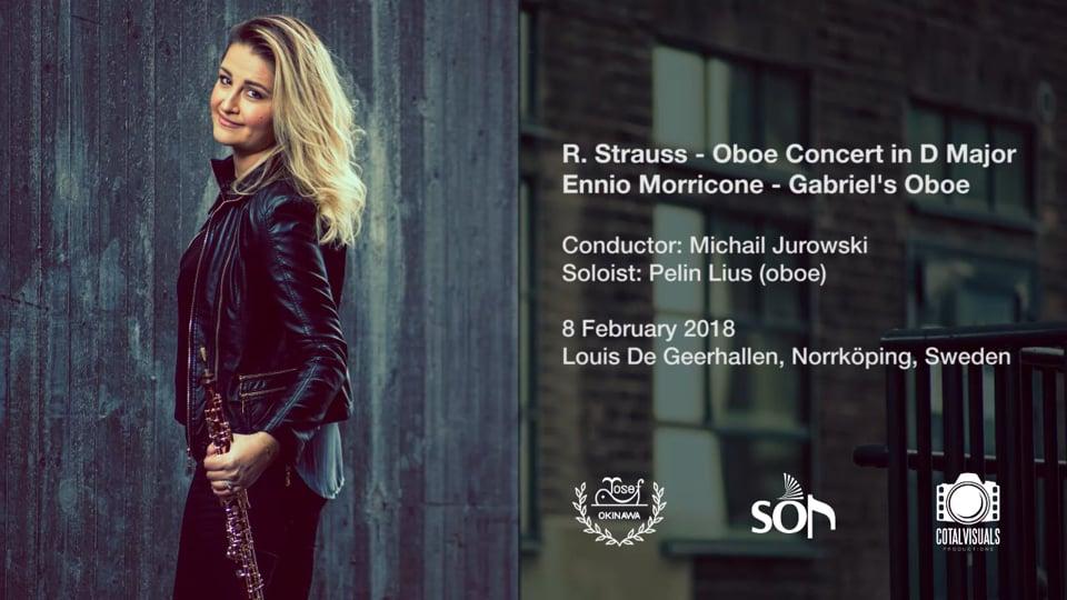 Pelin Lius - R. Strauss Oboe Concert in D Major