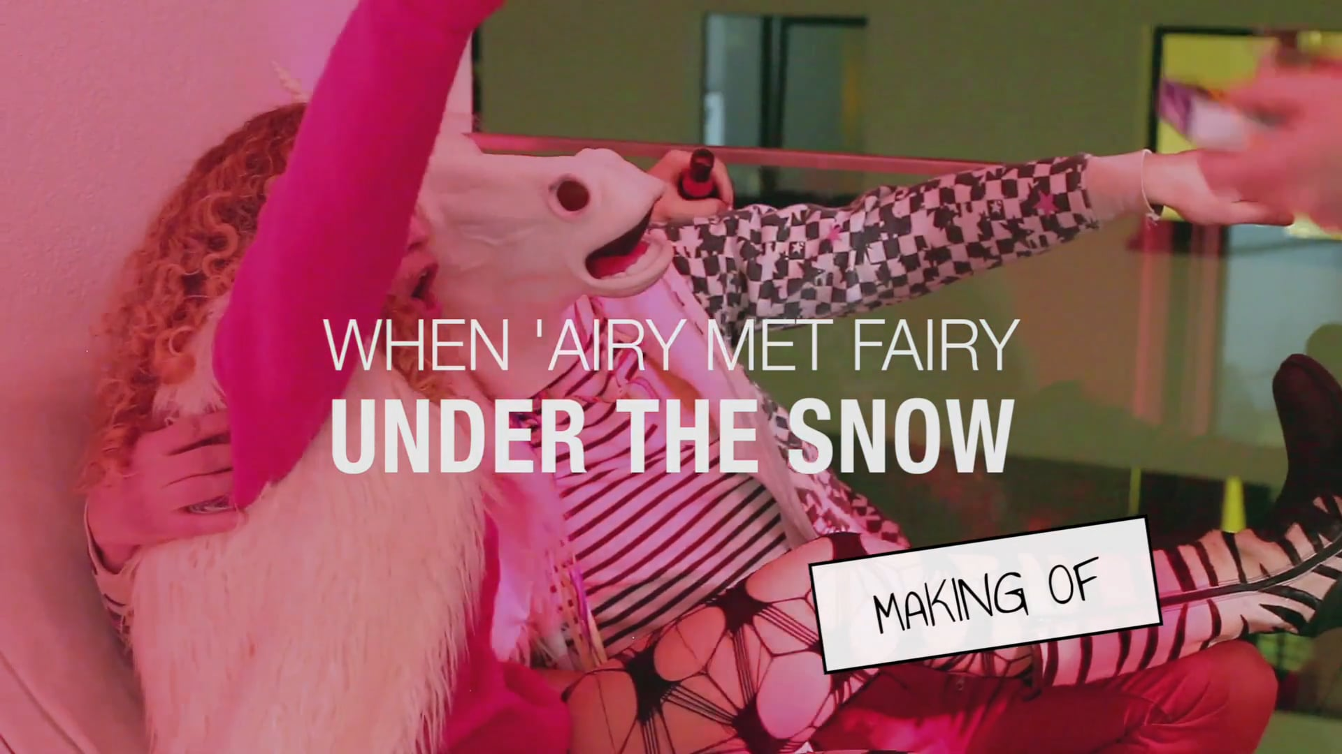 Making of Under the Snow