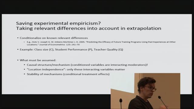 6. Assoc. Prof. Jaakko Kuorikoski: Severe testing