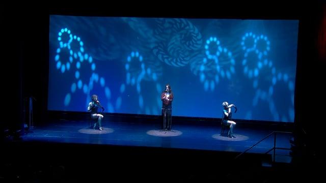 Actuación nº 2 Gala de Clausura 10ª edición del Festival Internacional de cine de Piélagos