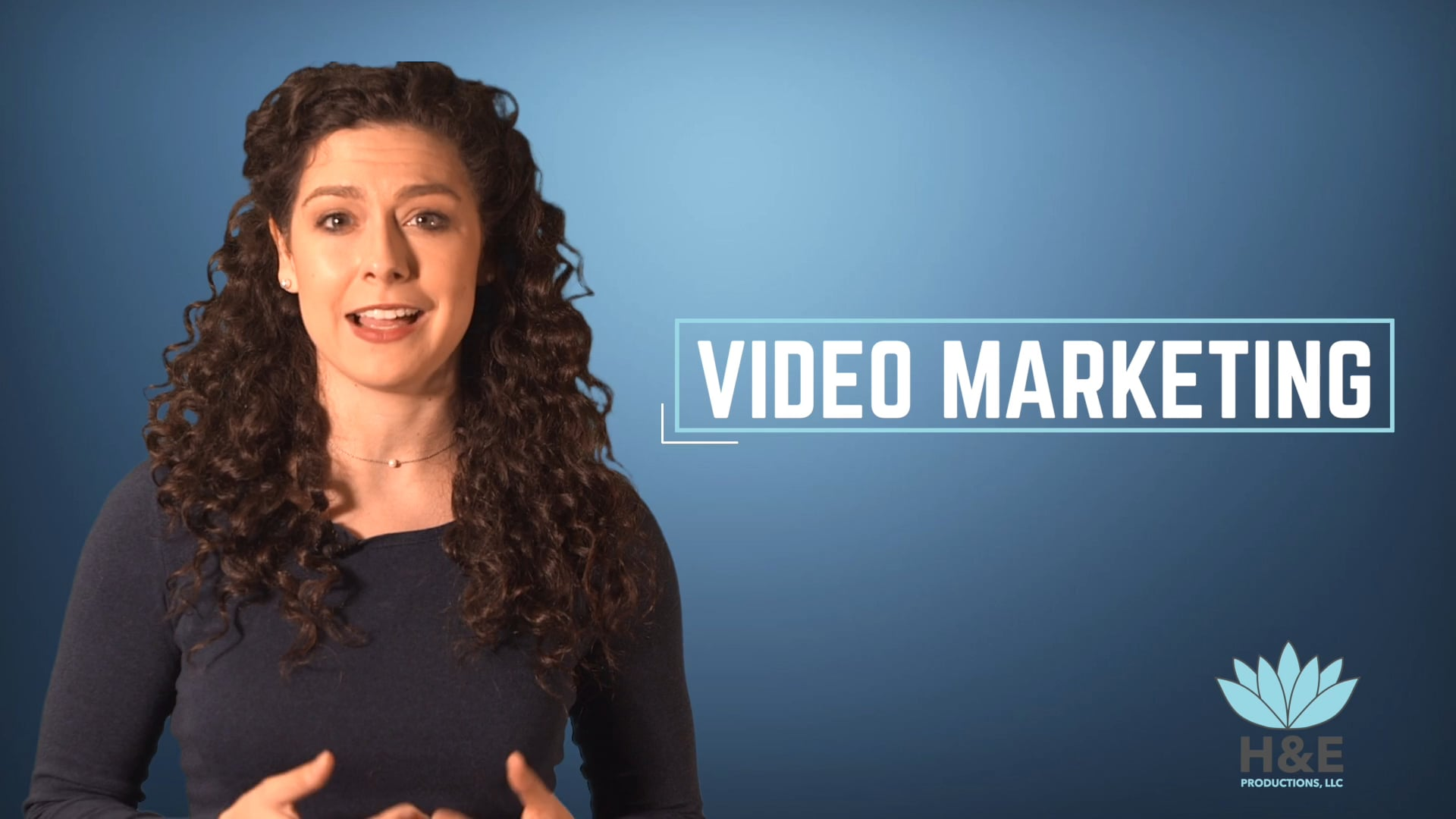 VIDEO MARKETING FACTS - H&E PRODUCTIONS