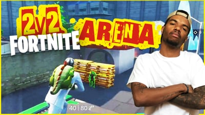 The REVEAL Of The NEW Ninja Fortnite Arena!