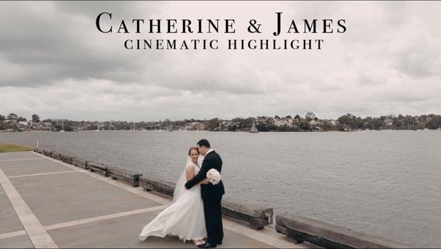 Catherine & James Test