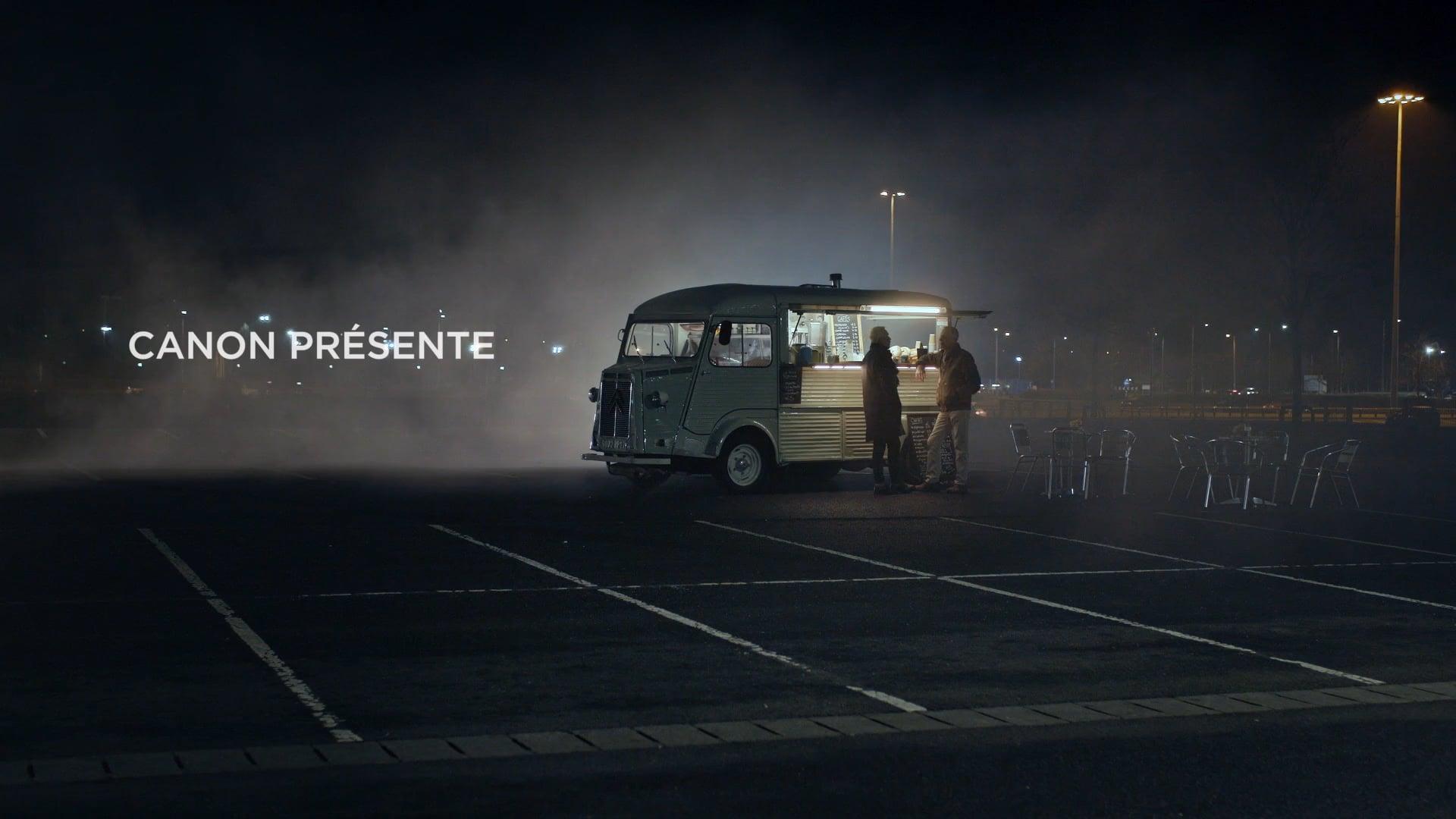 Canon - Live For The Story L'Histoire Capturee // Director Ben Jones // Production Company VCCP