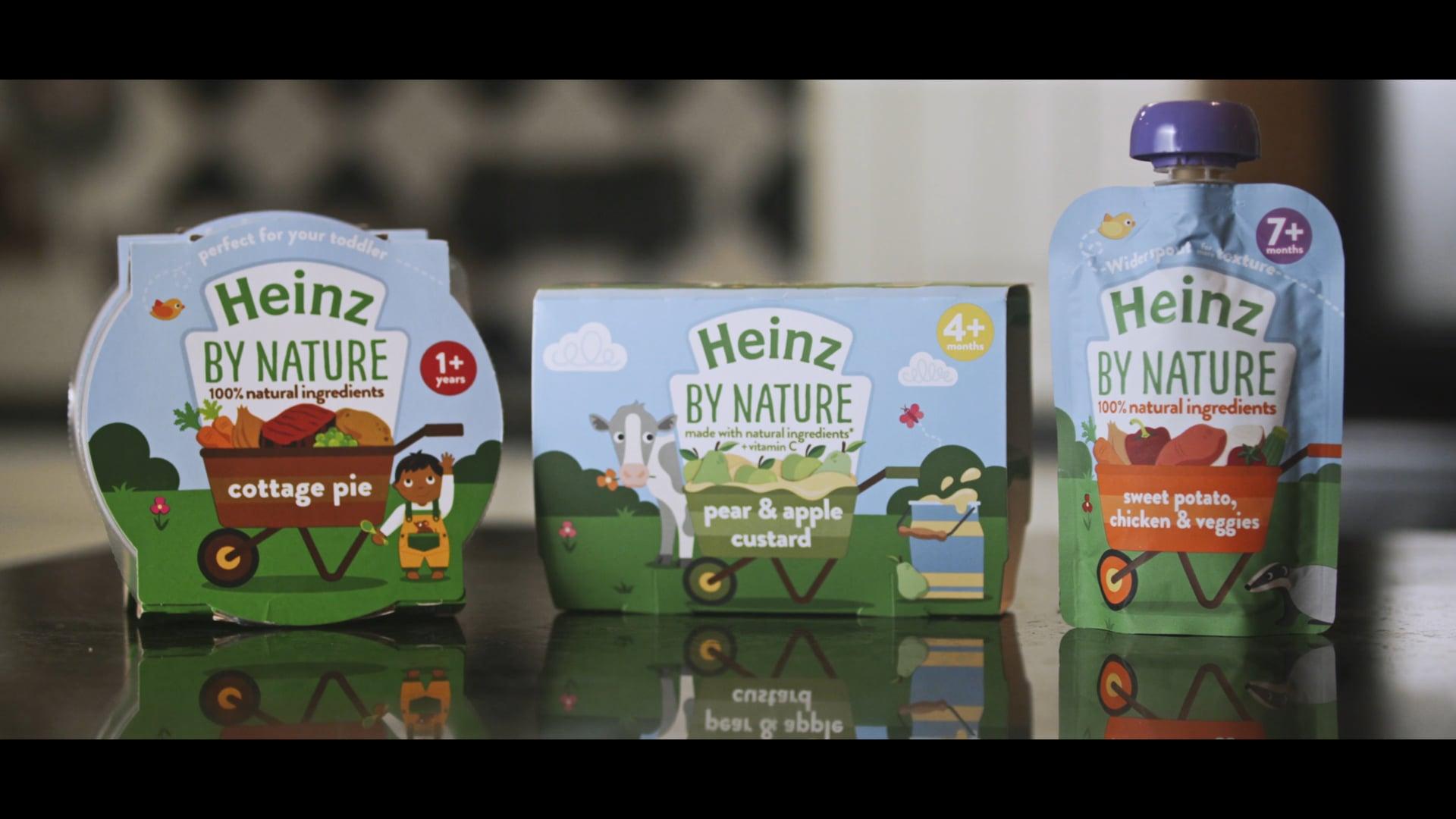 Heinz - Nature To Nurture Spec