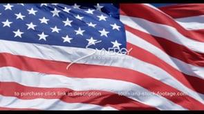 1283 CU fast pan american flag