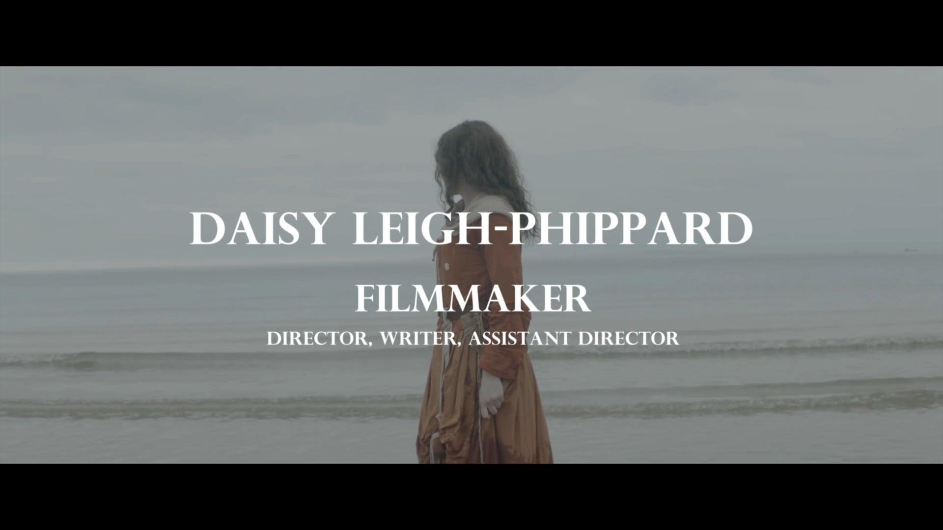 Daisy Leigh-Phippard - Showreel (All Roles)