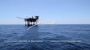 452 decommissioned oil gas platform offshore gulf of mexico