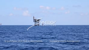 450 multiple oil gas platforms deep water gulf of mexico
