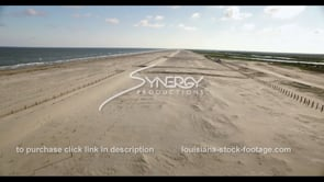 531 coastal beach restoration Louisiana epic aerial drone