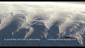 577 Awesome shot wind blows sand across dune illustrating coastal restoration