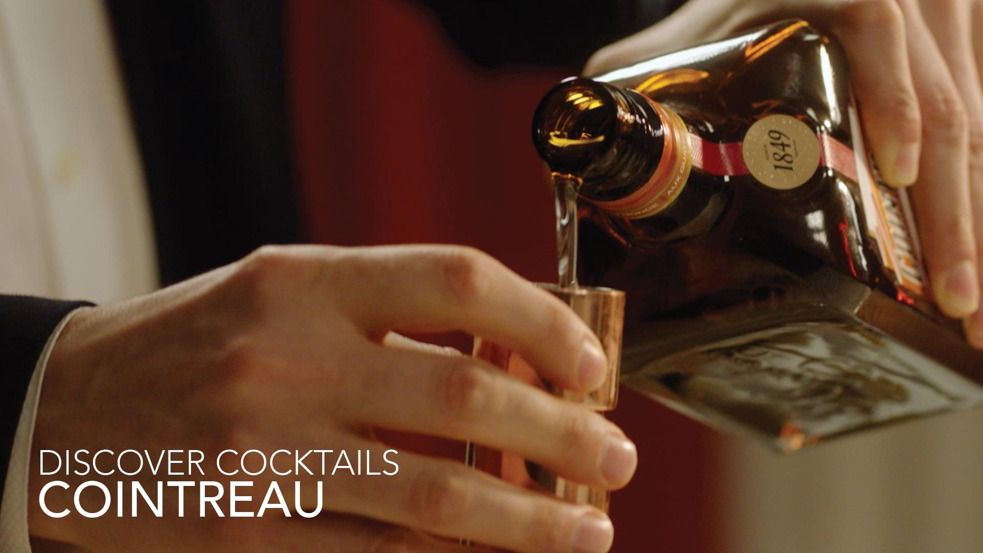 Cointreau - Discover Cocktails