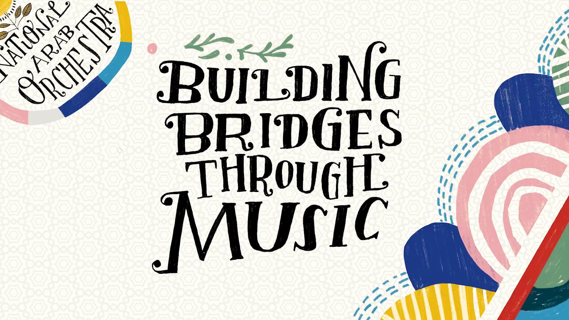 NAO - Building Bridges Through Music 2019