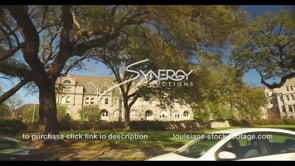 1104 Tulane University New Orleans Louisiana stock footage video