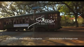 1094 pass up streetcar in New Orleans