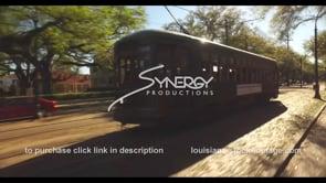 1077 New Orleans Louisiana streetcar