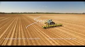 687 super nice shot farmer planing crop seed
