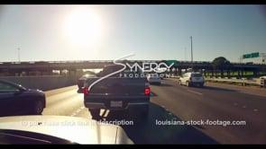 1073 Interstate 10 traffic time lapse