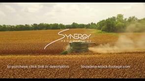1050 epic corn field drone aerial