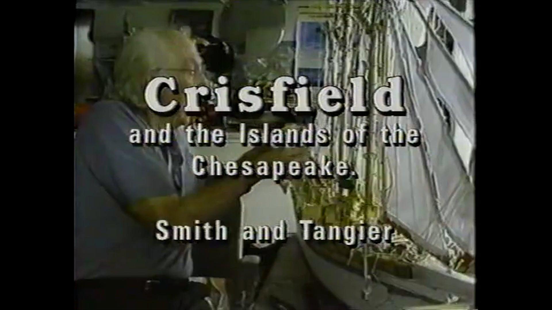 Charlie Adams; The Crisfield Paper Man
