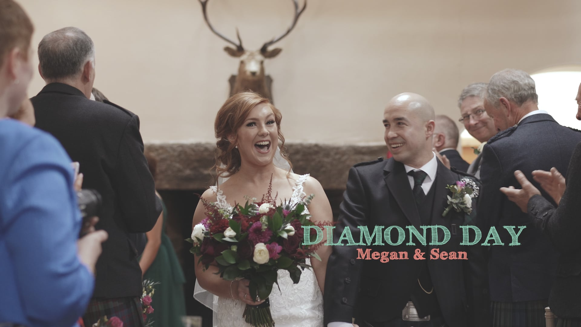 Diamond Day by Megan and Sean