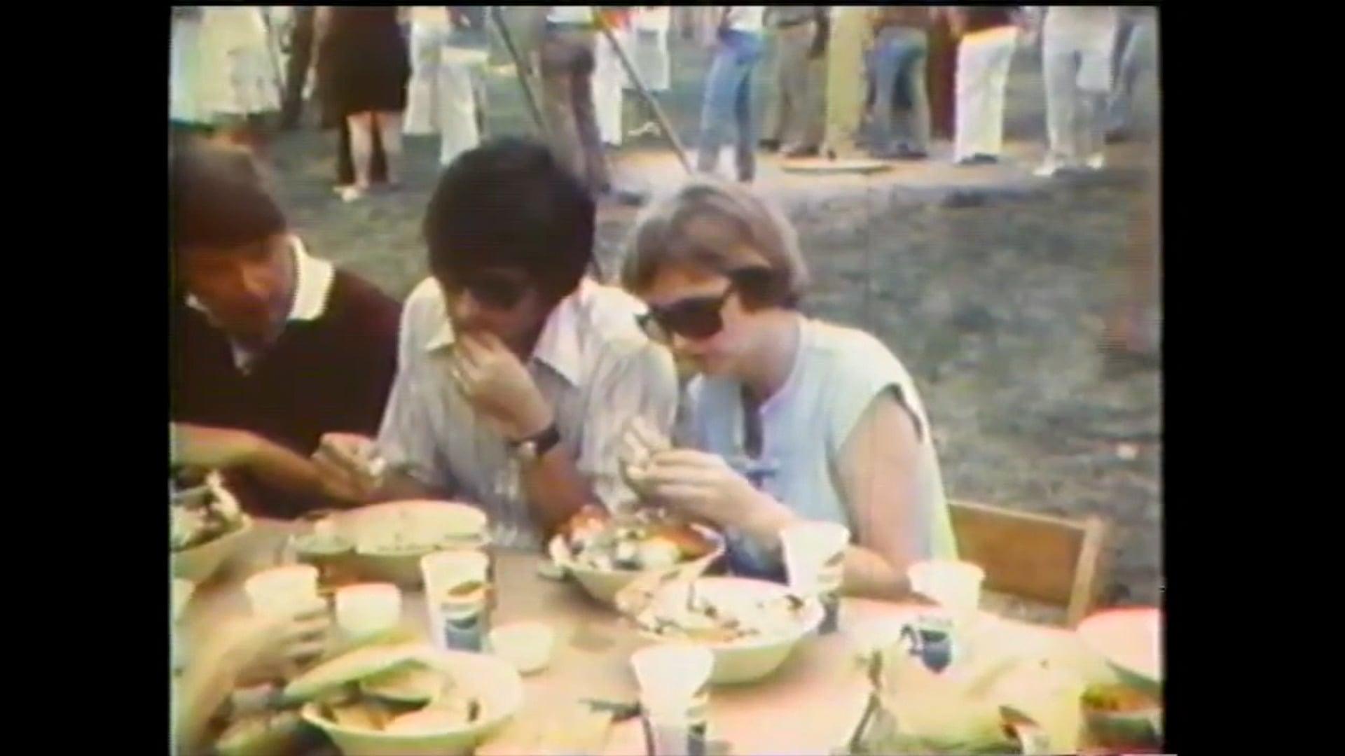 Scorchy Tawes - 1979 Crab & Clambake