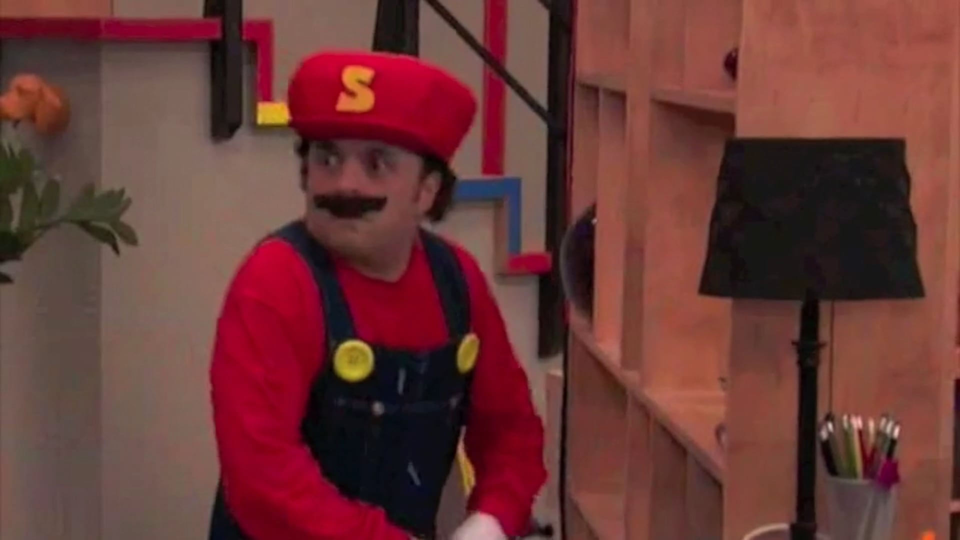 """""""Schwoz"""" in Henry Danger - Schwoz in another disguise """"Sick & Wired"""" S4 Ep1"""