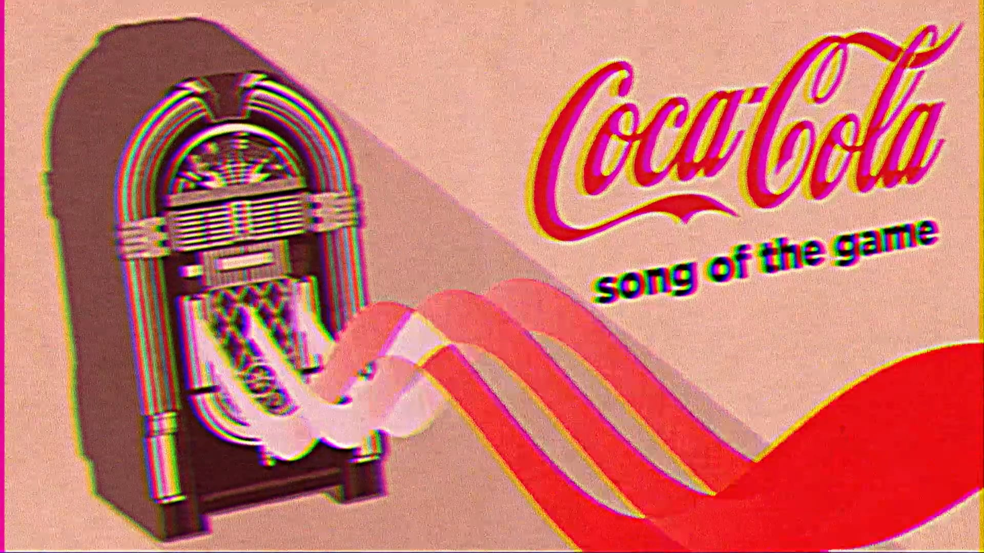 Coca-Cola Song of the Game