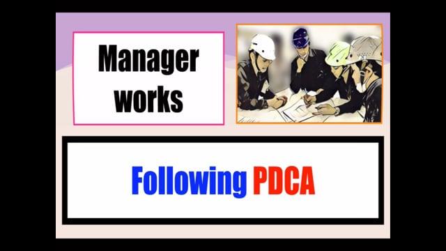 【英語版】正しいPDCAの進め方