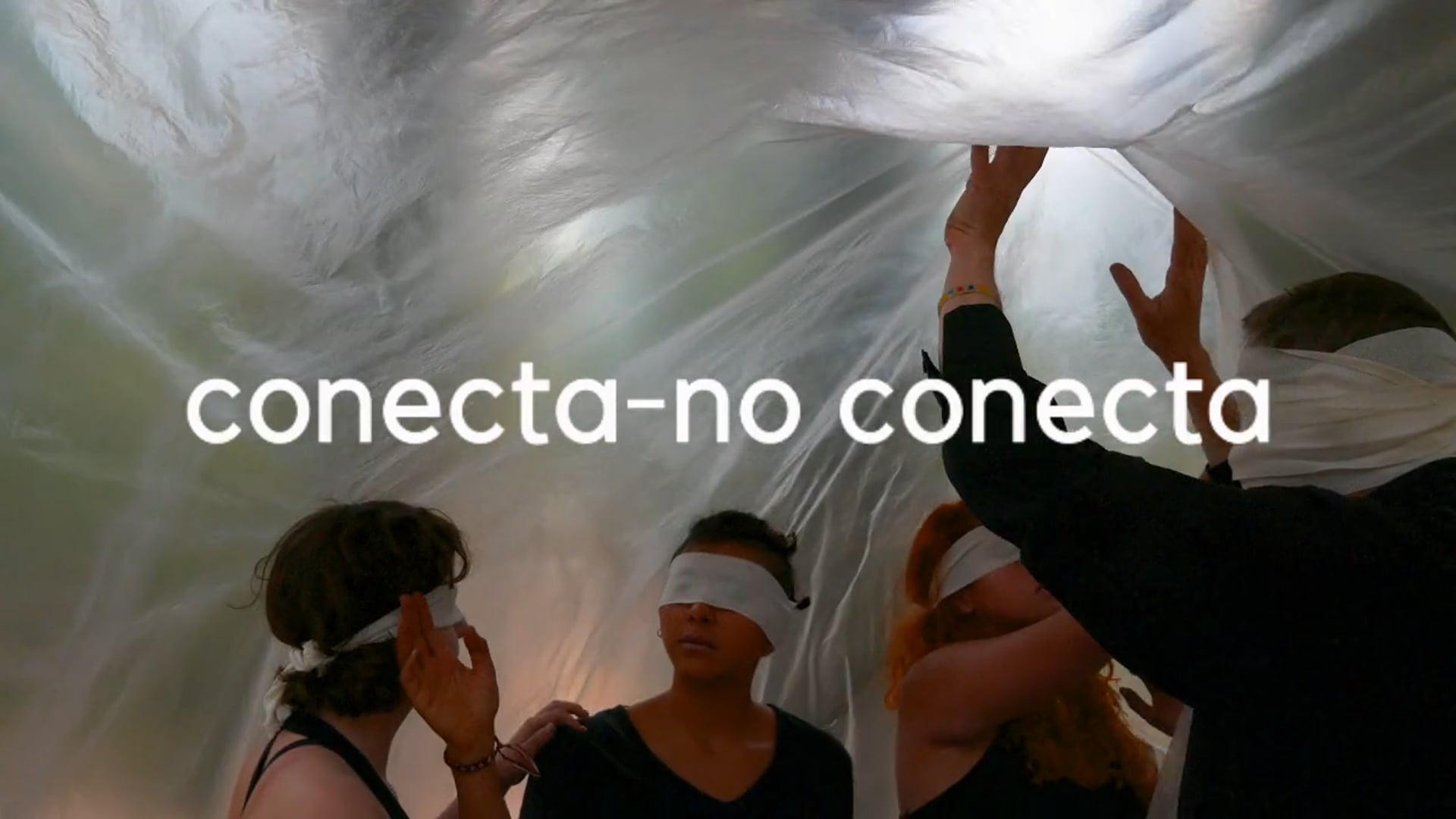 Conecta, no conecta   Video-performance