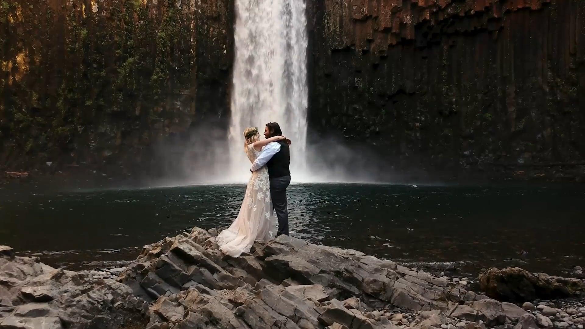 Brie + Tyler | Abiqua Falls, OR