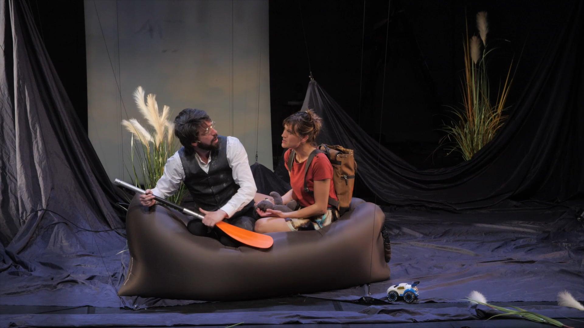 Teaser Tristesse et Joie dans la vie des Girafes - Tiago Rodrigues / Thomas Quillardet
