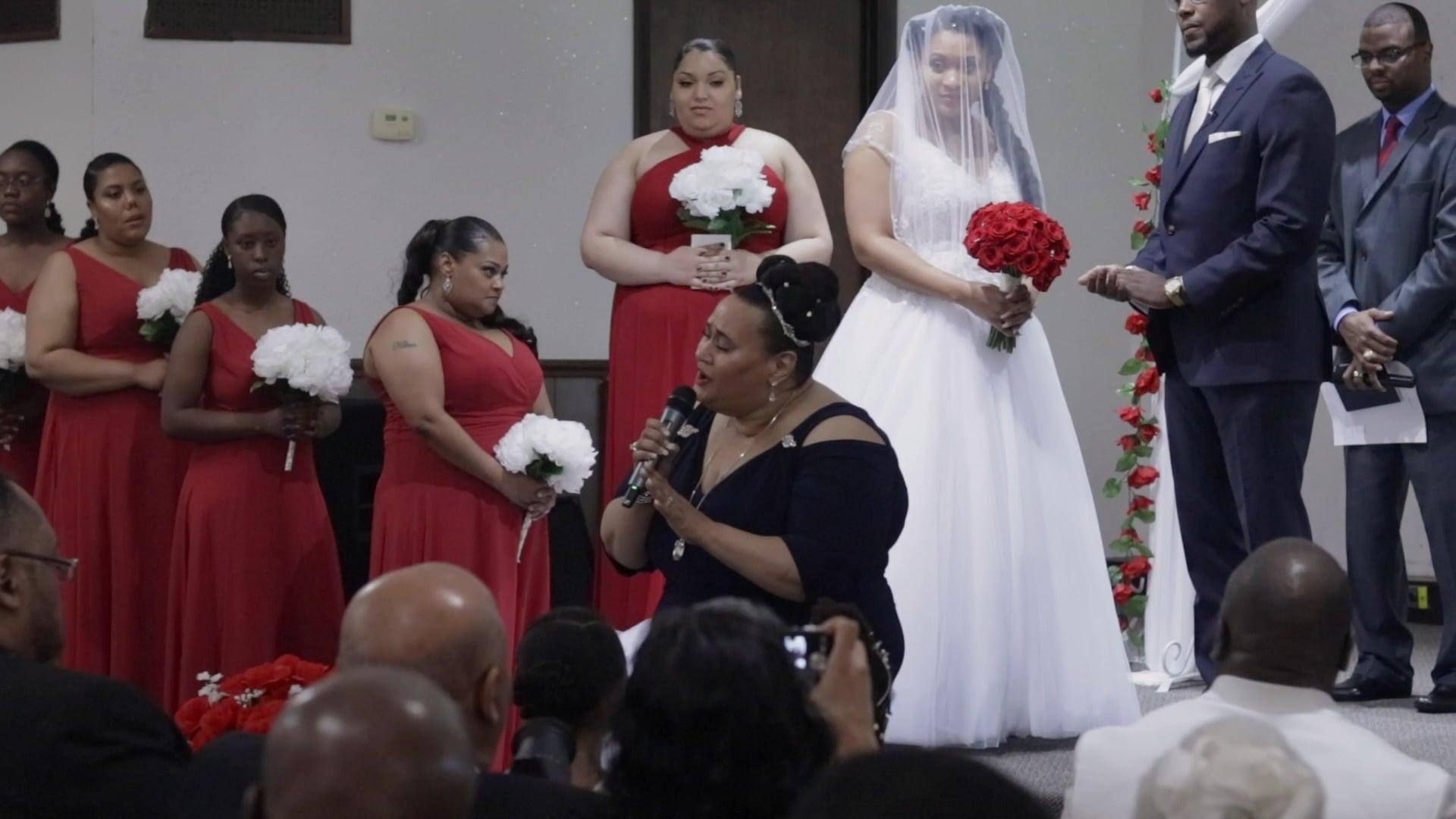 The Pierre Wedding