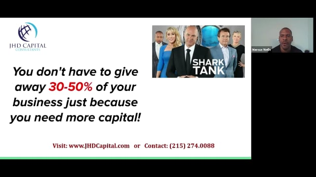 Receive Funding WITHOUT Giving Up Equity