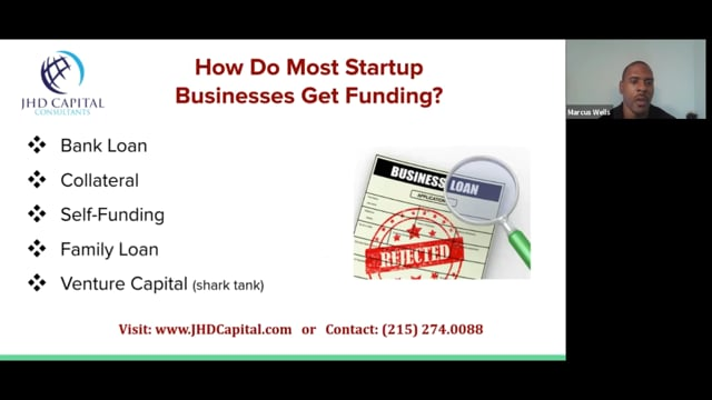 Traditional Ways To Fund A Startup Business