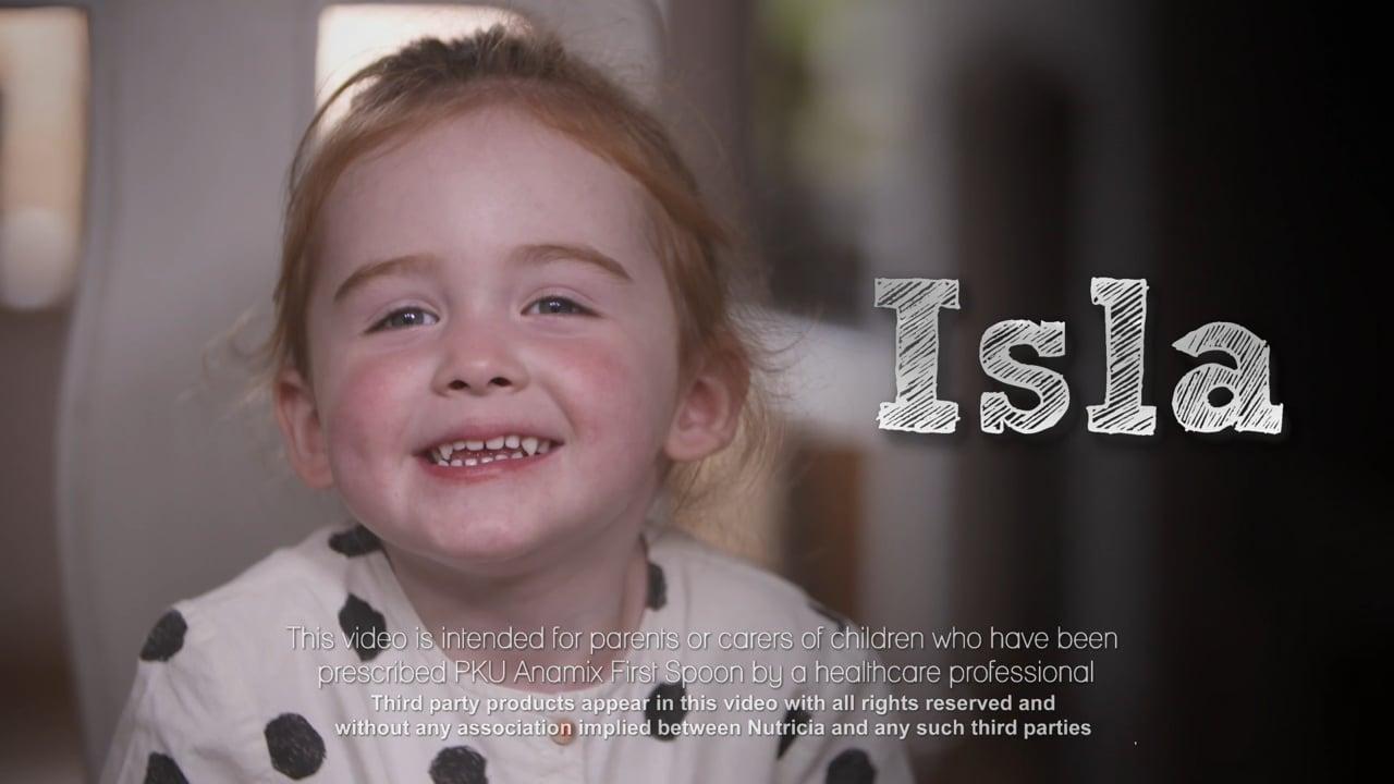 A film about PKU - Isla