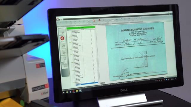Intelligent Document Detection
